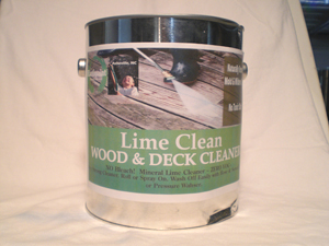 Best non toxic deck cleaner