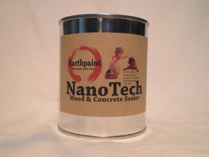 Nano Tech wood and concrete sealer